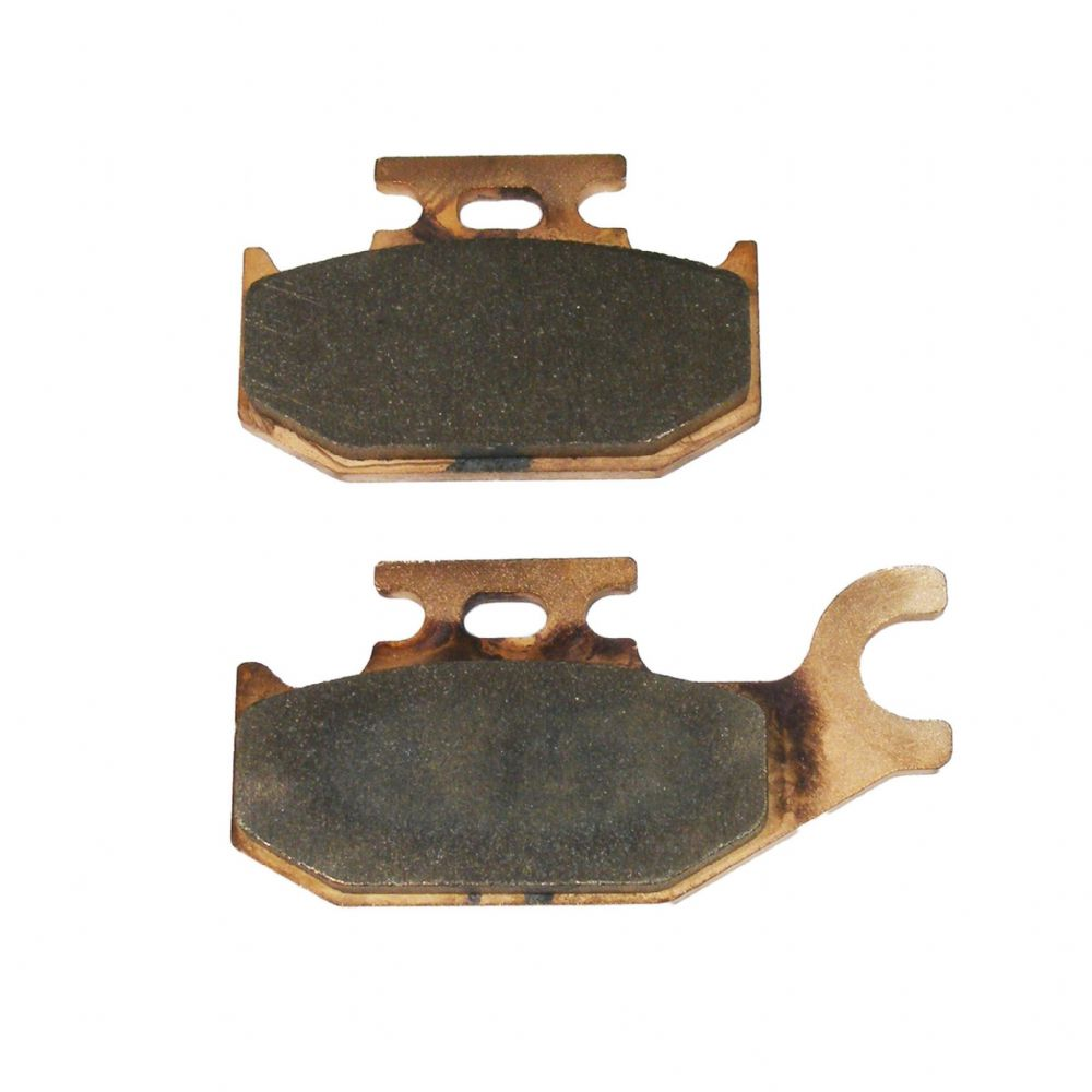 Yamaha Yfm 400 Fam Fan 00 01 Rear Brake Pads